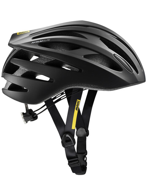 Mavic Aksium Elite Helmet Black/White